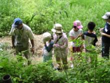 0822「農に親しむ親子ディキャンプ(22日)」ご報告